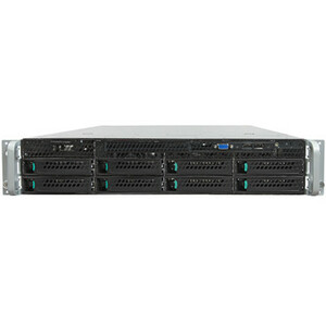 Intel Server System R2312SC2SHGR Barebone System - 2U Rack-mountable - Socket B2 LGA-1356 - 2 x Processor Support - 128 GB Maximum RAM Support - Serial ATA/300 RAID Supported Controller - Intel Graphics Integrated - 5 x Total Expansion Slots - Processor S