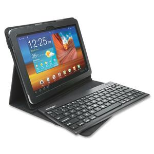 Kensington KeyFolio Pro 2 Keyboard/Cover Case (Folio) for Tablet PC - Black KMW39513