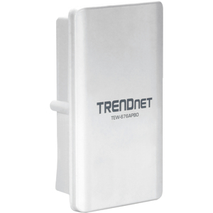 TRENDnet TEW-676APBO IEEE 802.11n 300 Mbps Wireless Access Point TEW-676APBO