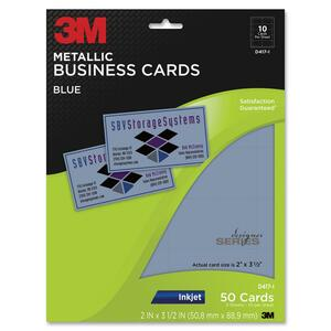 3M Business Card MMMD417I