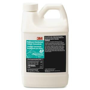 3M 4P Bathroom Disinfectant Cleaner Concentrate MMM4P
