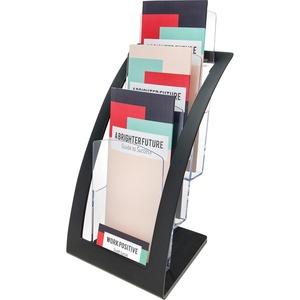 3-tier Contemporary Leaflet Holder