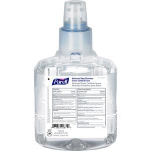 Advanced Foam Hand-Sanitizer Refill