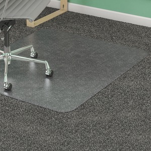 Lorell Medium-pile Carpet Chairmats LLR82824