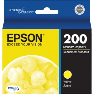 EPSON - SUPPLIES DURABRITE ULTRA YELLOW INK CART F/EXPRESSION HOME XP-200