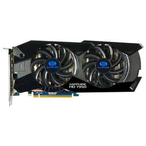 Sapphire Radeon HD 7950 900MHZ 3GB 5.0GHZ GDDR5 2xDVI HDMI 2x Mini-DP HDCP PCI-E Video Card