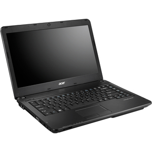 Acer TMP243-M-6693 Intel i5 3210M 4GB 500GB 14in DVDRW WLAN Windows 7 Pro 64BIT Notebook Black