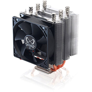 Scythe Katana 4 CPU Cooler Heatpipe Heatsink LGA 2011/1366/1156/775/AM2/AM3 92MM Slip Stream PWM Fan