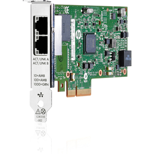 Ethernet Card on Buy Hp Ethernet 1gb 2 Port 361t Adapter   652497 B21 At Frontierpc Com