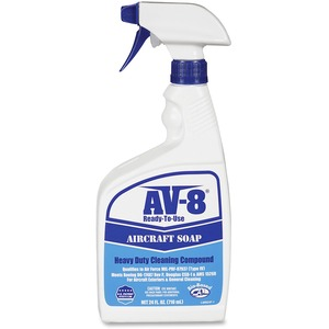 Spray Nine Bio-bsd RTU AV8 Aircraft Soap PTX88824