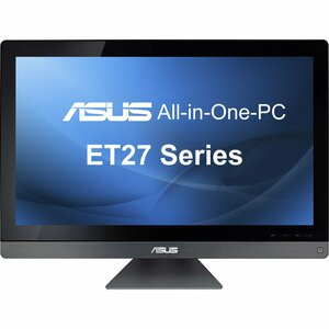Asus EeeTop ET2701INKI-B030C All-in-One Computer - Intel Core i5 i5-3450 3.10 GHz - Desktop - Dark Gray Chrome ET2701INKI-B030C