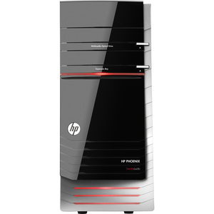 HP Pavilion HPE h9-1100 HPE h9-1130 Desktop Computer - AMD FX-Series FX-8120 3.10 GHz - Mini-tower QW789AA#ABC