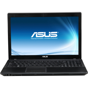 ASUS X54C-QB91 Intel Pentium B970 4GB 500GB 15.6in DVDRW HDMI WIN7HP Notebook Black