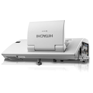Hitachi CP-AW2519N LCD Projector - 720p - HDTV - 16:10 - 4.1 - NTSC, SECAM, PAL - 1280 x 800 - WXGA - 2,000:1 - 2500 lm - HDMI - USB - VGA In - Fast Ethernet - 310 W - 3 Year Warranty