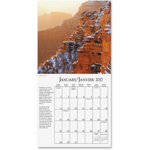 7 Habits of Highly Effective People Wall Calendar