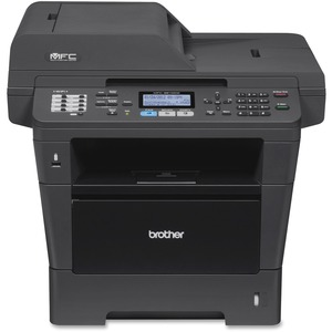 Brother MFC8910DW Wireless Monochrome Multifunction Laser MFC 42PPM 1200X1200DPI Ethernet USB2.0