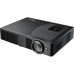 Optoma TL50W-GOV 3D Ready DLP Projector - 720p - HDTV - 16:10 - SECAM, NTSC, PAL - 1280 x 800 - WXGA - 3,000:1 - 500 lm - HDMI - USB - VGA In - Wi-Fi - Secure Digital High Capacity (SDHC) Card, Secure Digital (SD) Card - 120 W