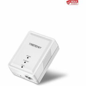 TRENDNET - BUSINESS POWERLINE COMPACT AV ADAPTER 500MBPS