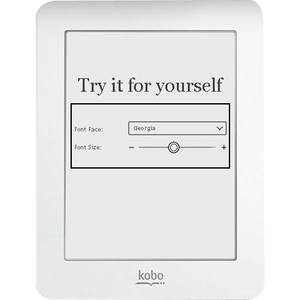 Kobo Mini Digital Text Reader