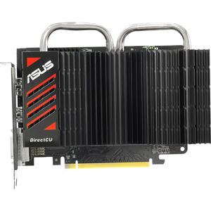 ASUS Radeon HD 7750 800MHZ 1GB 1125MHZ GDDR5 DVI HDMI DP HDCP PCI-E DX11 Video Card