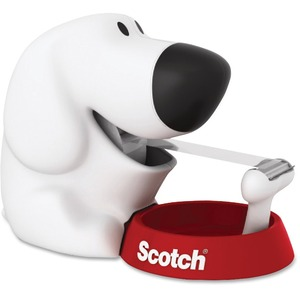 Scotch Friendly Dog Tape Dispenser MMMC31DOG