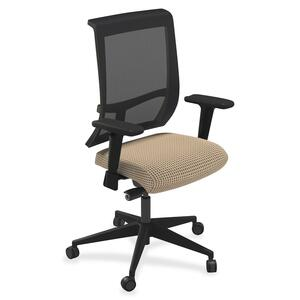 Mayline Commute Series Mesh Back Task Chair MLNC1BB2ELT