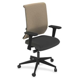 Mayline Commute Series Fully Upholstered Task Chair MLNC1BU2OJTELT