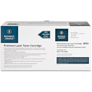 Business Source Dell 310-7660 Remanufactured Toner Cartridge BSN38723