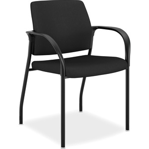 HON Multipurpose Stacking Chairs w/Glides HONIS110NT10