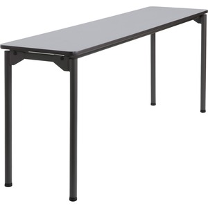 Iceberg Maxx Legroom Series Wood Folding Table ICE65887