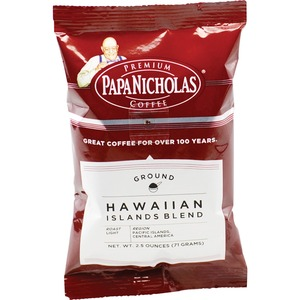 PapaNicholas Coffee Coffee Hawaiian Islands Blend PCO25181