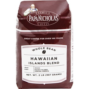PapaNicholas Coffee Hawaiian Islands Blend PCO32003
