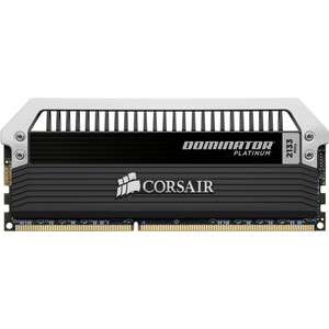 Corsair Dominator Platinum CMD8GX3M2B2133C9 DDR3 2133MHZ 8GB 2X4GB DIMM 9-11-10-30