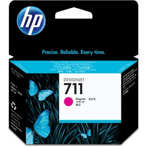 HP 711 Ink Cartridge - Magenta HEWCZ131A
