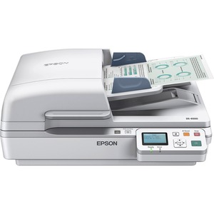 Epson WorkForce DS-6500 Flatbed Scanner EPSB11B205221