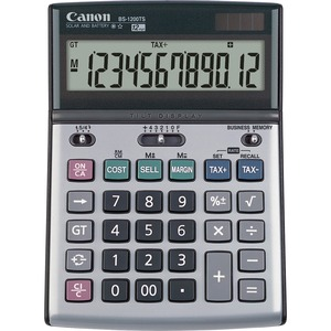 Canon BS-1200TS Desktop Calculator CNMBS1200TS
