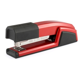 Stanley-Bostitch Epic Executive Desktop Stapler BOSB777RED