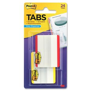 "Post-it Durable 2"" Filing Tabs MMM686F24RYT"