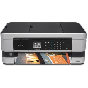Brother MFC-J4410DW Inkjet Multifunction Printer - Color - Plain Paper Print - Desktop BRTMFCJ4410DW