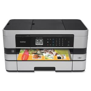 Brother MFC-J4610DW Inkjet Multifunction Printer - Color - Plain Paper Print - Desktop BRTMFCJ4610DW