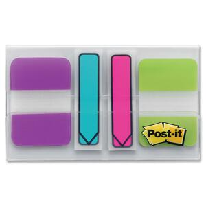 Post-it Durable Index Tabs MMM686VAPLOTG