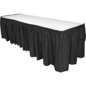 Linen-like Table Skirts