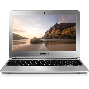 "Samsung Chromebook XE303C12 11.6"" LED Notebook - Samsung Exynos 1.70 GHz - Silver - 2 GB RAM - 16 GB SSD - Chrome OS - 1366 x 768 Display"