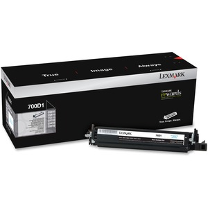 Lexmark 700D1 Black Developer Unit LEX70C0D10