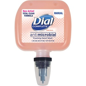 Dial Duo Dispenser Antibacterial Soap Refill DPR05067