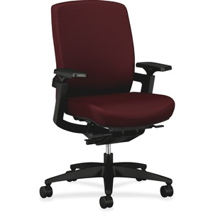 HON F3 Ergonomic Mid-Back Work Chairs HONFW04NT69