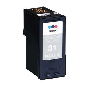 Lexmark Color Ink Cartridge - Inkjet - 135 Page - Color