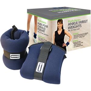 PurAthletics Ankle/Wrist Weights 5lb