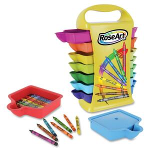 RoseArt 14-Drawer Crayon Caddy RAI40258AA4