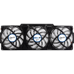 Arctic Cooling Accelero Xtreme III 3X92MM 2000RPM for NVIDIA and AMD Radeon